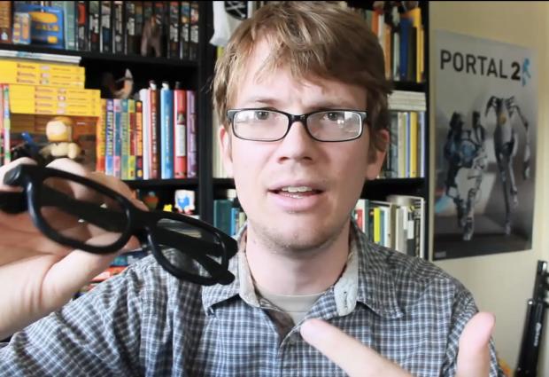 ჰენკ გრინი და მისი 2D სათვალე
