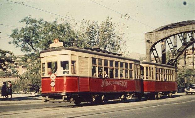 Tbilisi Tram