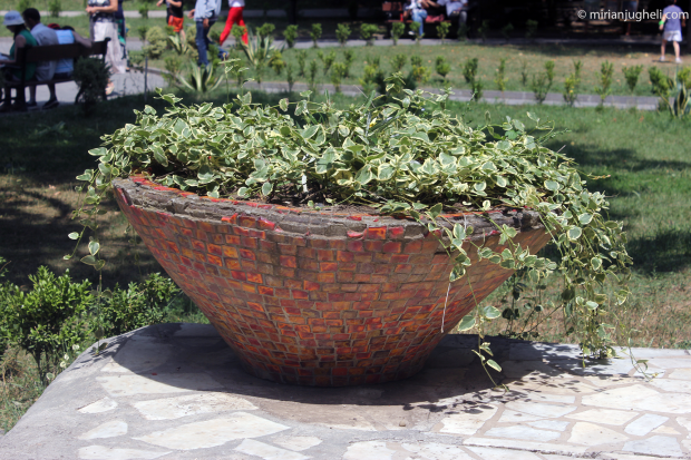Borjomi_Flower_Pot