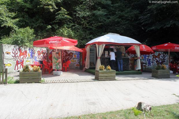 Borjomi_Hunting_Cafe